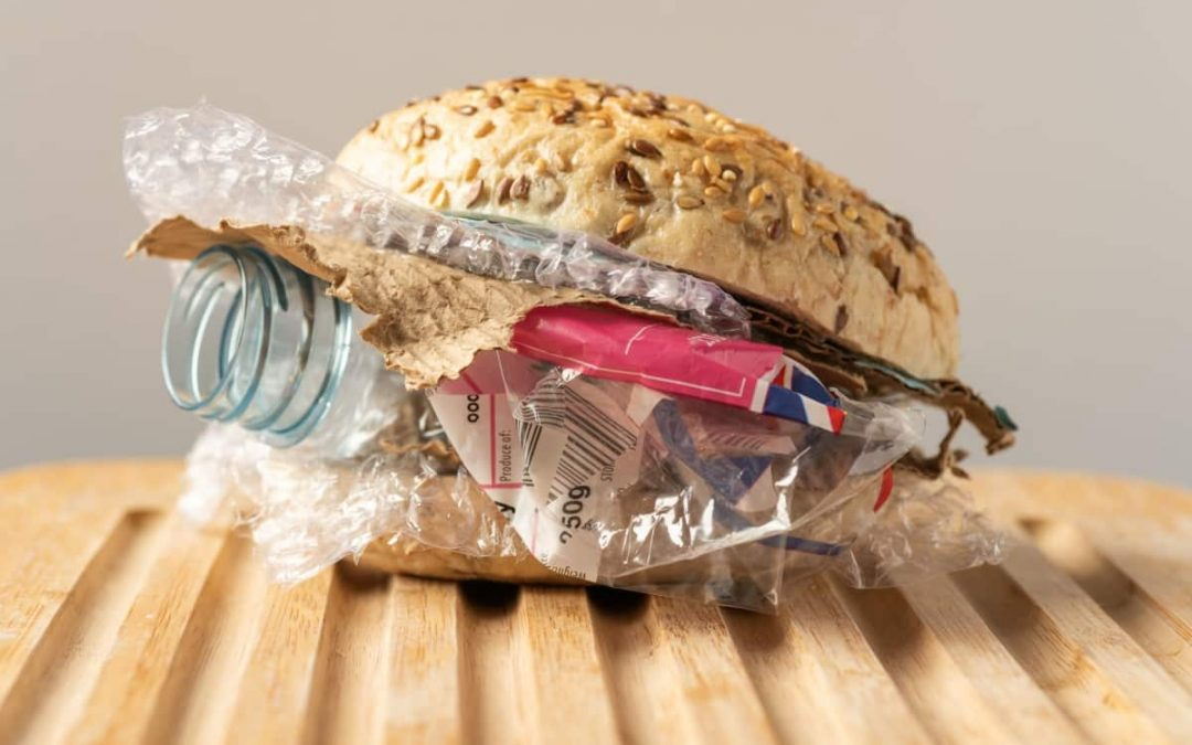 CHOQ™ Talk: Stop Eating Plastic