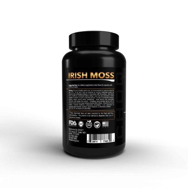 Choq Irish Moss - side