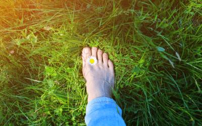 5 Health Benefits of Earthing